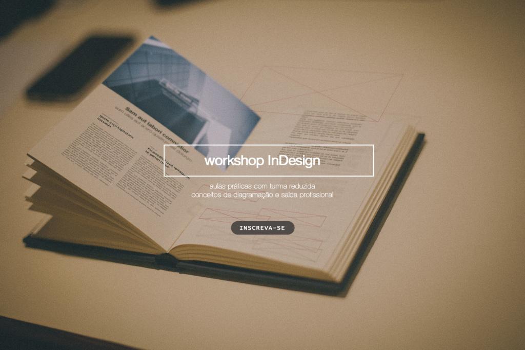 workshop InDesign